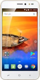 Intex Aqua Lions X1+ 32GB 128GB Champagne Mobile