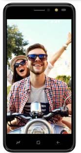 Intex Aqua Lions X1+ 32GB Black Mobile