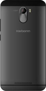 Karbonn Titanium Jumbo 16GB Black Mobile