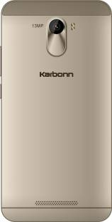 Karbonn Titanium Jumbo 16GB Champagne Mobile
