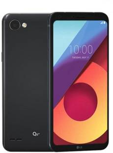 LG Q6+ LG-M700DSK 64GB Black Mobile