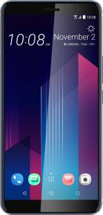 HTC U11+ 128GB 6GB RAM Amazing Silver Mobile