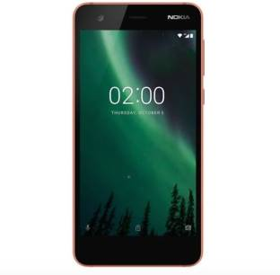 Nokia 2 8GB Copper Black Mobile