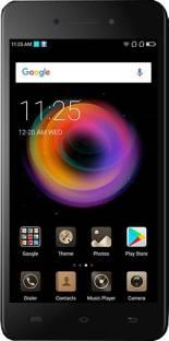 Micromax Bharat 5 Plus 16GB Jet Black Mobile