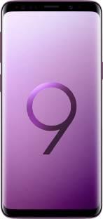 Samsung Galaxy S9 Plus (Samsung SM-G965FZPDINS) 64GB 6GB RAM Lilac Purple Mobile