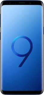 Samsung Galaxy S9 (Samsung SM-G960FZBGINS) 64GB Coral Blue Mobile