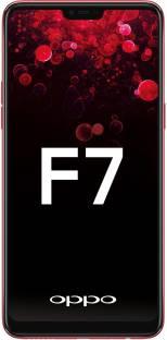 Oppo F7 (Oppo CPH1821) 128GB 6GB RAM Red Mobile