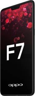 Oppo F7 (Oppo CPH1821) 128GB 6GB RAM Black Mobile
