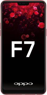 Oppo F7 (Oppo CPH1819) 64GB Red Mobile