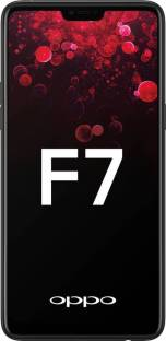 Oppo F7 64GB Rom 4GB RAM Black Mobile