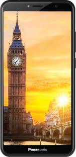 Panasonic Eluga Ray 550 (Panasonic EB-90S57R55K) 32GB 3GB RAM Black Mobile