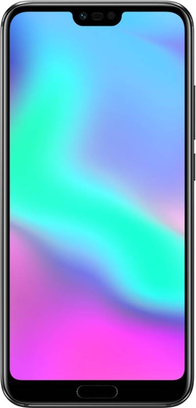 Honor 10 (Honor V100R001/COL-AL10) 128GB Midnight Black Mobile