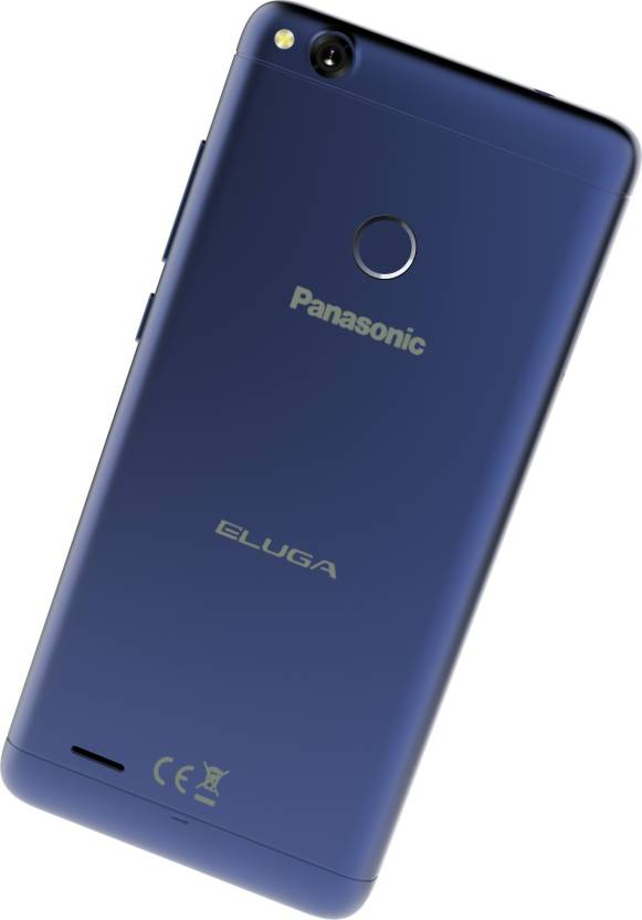 Panasonic Eluga I7 (Panasonic EB-90S55EY7B) 16GB Blue Mobile