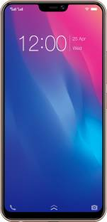 Vivo V9 Youth 1727 32GB 4GB RAM Gold Mobile