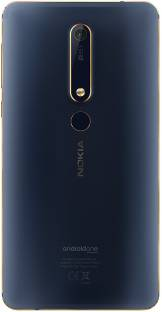 Nokia 6.1 32GB 3GB RAM Blue Gold Mobile