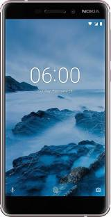 Nokia 6.1 (32 GB, 4 GB RAM) White Iron Mobile