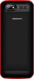 Karbonn K880 (Black & Red Mobile Mobile