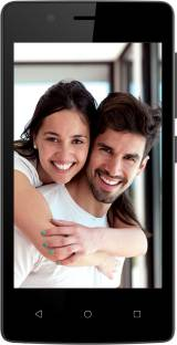 Intex Aqua Lions N1 8GB Black Mobile