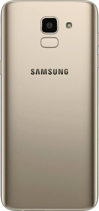 Samsung Galaxy J6 (Samsung SM-J600GZDHINS) 64GB Gold Mobile