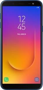 Samsung Galaxy J6 (Samsung SM-J600GZBHINS) 64GB 4GB RAM Blue Mobile