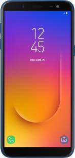 Samsung Galaxy J6 SM-J600GZBGINS 32GB 3GB RAM Blue Mobile