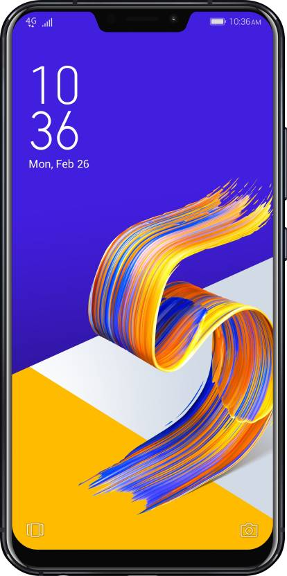 Asus ZenFone 5Z (Asus ZS621KL-2A012IN) 128GB Midnight Blue Mobile