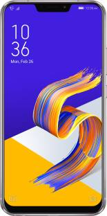 Asus ZenFone 5Z (128 GB, 6 GB RAM) Meteor Silver Mobile