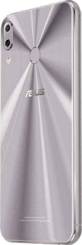 Asus ZenFone 5Z (Asus ZS621KL-2H003IN) 64GB Meteor Silver Mobile