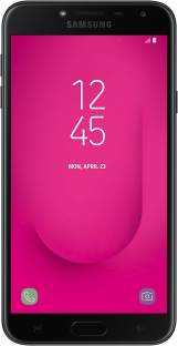 Samsung Galaxy J4 (Samsung SM-J400FZKDINS) 16GB Black Mobile