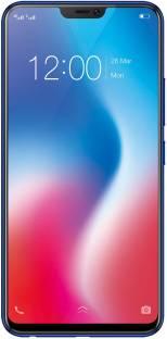 Vivo V9 1723 64GB 4GB RAM Sapphire Blue Mobile