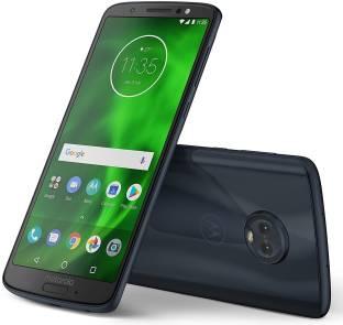 Motorola Moto G6 32GB 3GB RAM Indigo Black Mobile
