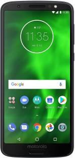 Motorola Moto G6 64GB 4GB RAM Indigo Black Mobile