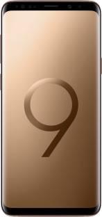 Samsung Galaxy S9 Plus (Samsung SM-G965FZDGINS) 128GB 6GB RAM Sunrise Gold Mobile