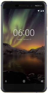 Nokia 6.1 64GB 4GB RAM Blue Gold Mobile