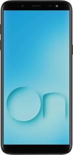 Samsung Galaxy On6 (Samsung SM-J600GZKFINS) 64GB 4GB RAM Black Mobile