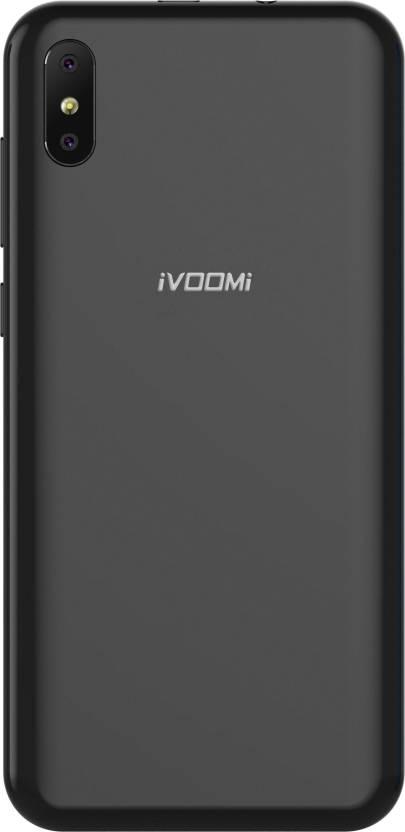iVOOMi i2 Lite 16GB Mercury Black Mobile