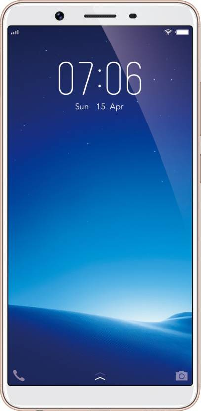 Vivo Y71i (Vivo 1801/1731B) 16GB Gold Mobile