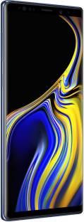 Samsung Galaxy Note 9 (Samsung SM-N960FZBHINS) 512GB 8GB RAM Ocean Blue Mobile
