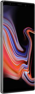 Samsung Galaxy Note 9 (Samsung SM-N960FZNDINS) 512GB 8GB RAM Midnight Black Mobile