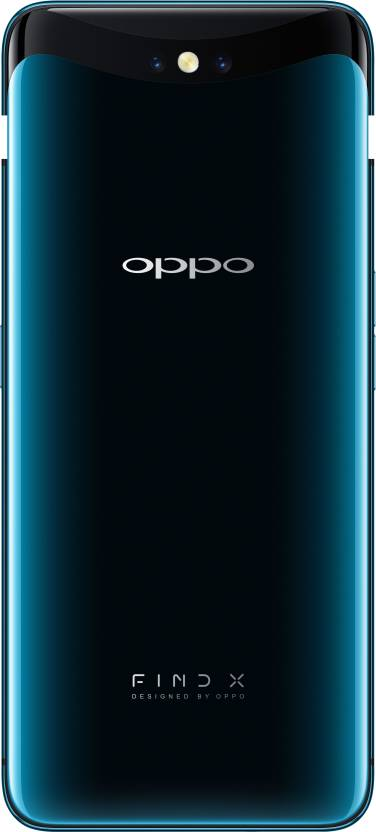 OPPO Find X (Oppo CPH1871) 256GB Glacier Blue Mobile