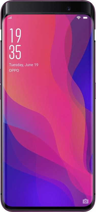OPPO Find X (Oppo CPH1871) 256GB Bordeaux Red Mobile