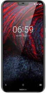 Nokia 6.1 Plus 64GB 4GB Black Mobile