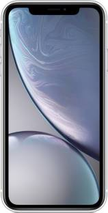 Apple iPhone XR (64 GB, White) Mobile