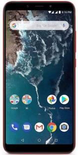 Xiaomi A2 (128 GB, 6 GB RAM) Red Mobile