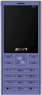 ZEN Z12 Silk Purple Mobile