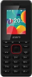 ZEN Atom 103+ Red Mobile