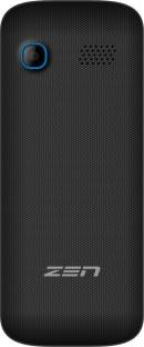 ZEN X50 Black & Blue Mobile