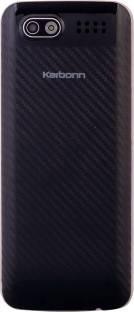 Karbonn K880 (Black & Champagne Mobile Mobile