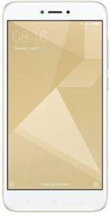 Redmi 4 MAI132 32GB 3GB RAM Gold Mobile