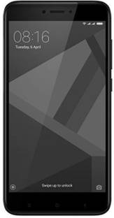 Redmi 4 (Xiaomi MAI132) 32GB Black Mobile